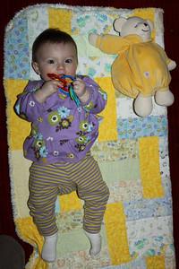 Thirty-one weeks old!