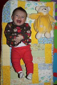 Twenty-six weeks old!