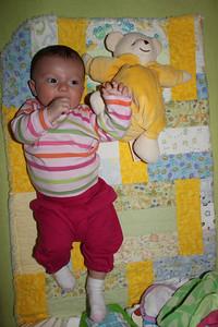Seventeen weeks old!