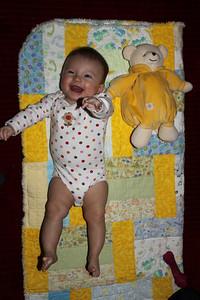Twenty-three weeks old!