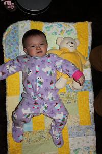 Thirty-three weeks old!
