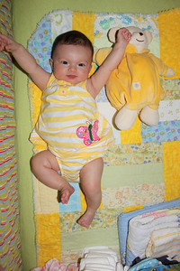 Fourteen weeks old!