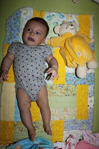 Eighteen weeks old!