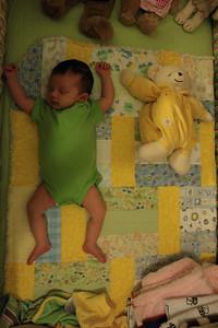 Six weeks old!