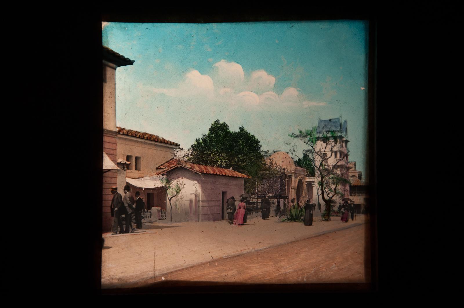 Paris Exhibition 1889