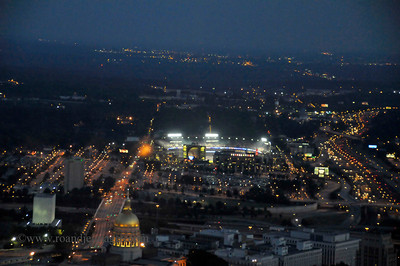 Turner Field, Atlanta, GA