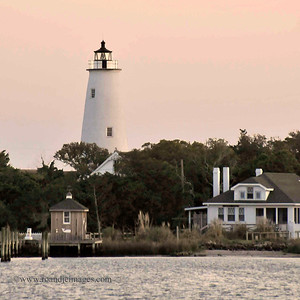 Ocracoke Lighthouse, Outer Banks, NC