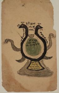 Kuṇḍalinī snakes