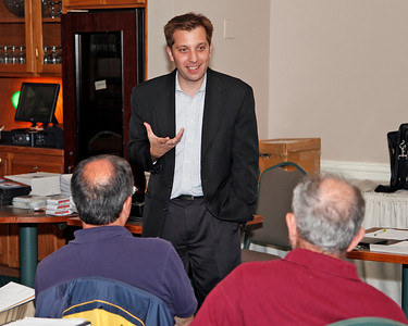 David Corsaro Lecture... May 14, 2012