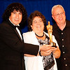 Congratulations to Tami and Mark on receiving the Merlin award from Tony Hassini and the International Magicians Society.