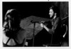 David Roth performing
