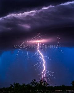 Stormy Day in Arizona