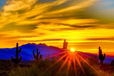 Four Peaks Sunrise 5
