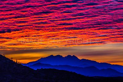 Four Peaks Sunrise 4