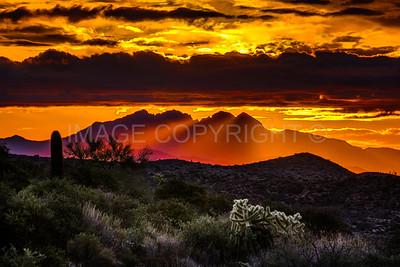 Four Peaks Sunrise 3