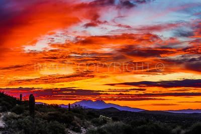Four Peaks Sunrise 2