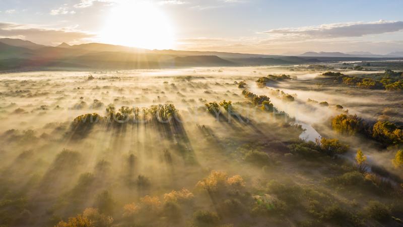 Verde River Sunrise