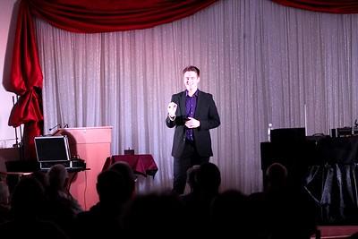 2016 -  Show |  Magician Eric Giliam