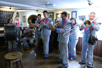 Sourdeval brass band