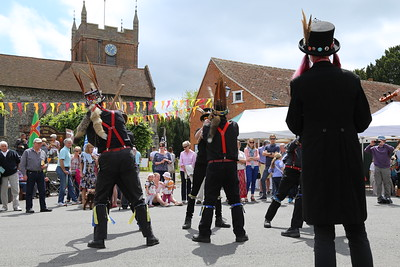 Morris dancing, The Bury