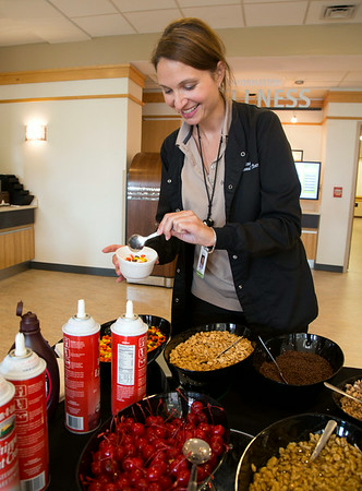 Magnet Site visit celebration at Holy Name Medical Center in Teaneck, NJ. <br /> 8/12/14  Photo by Jeff Rhode /Holy Name Medical Center