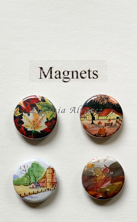 Fall Magnets.