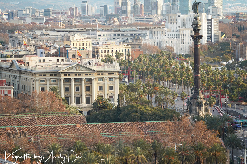Barcelona like Lisbon, Portugal, boasts of an eclectic array of architectural styles including Gothic, Baroque, Greco-Roman and Modernisme, making it one of the most visited cities in the World!
