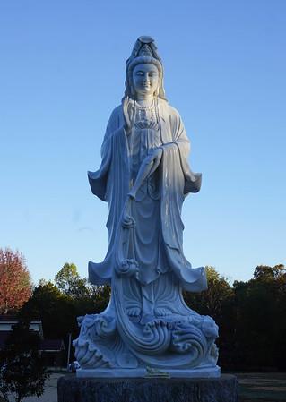 Magnolia Grove Monastery - November 2016
