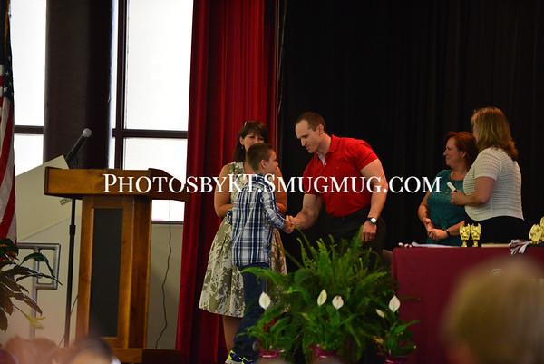 MJH 7th Grade Awards 2013