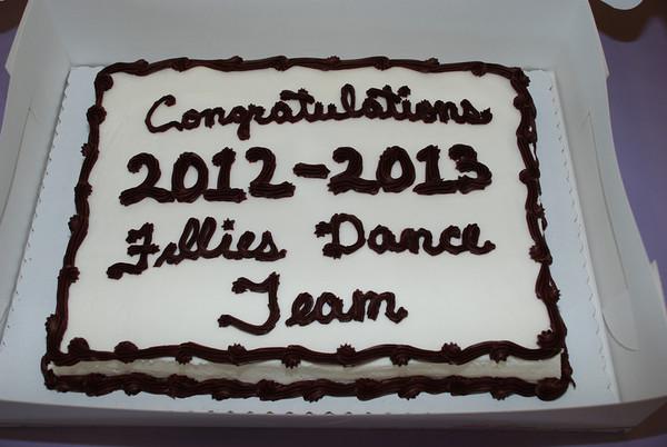 2012-2013 Fillies