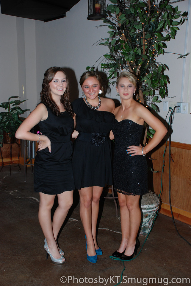 Fillies Banquet 2012