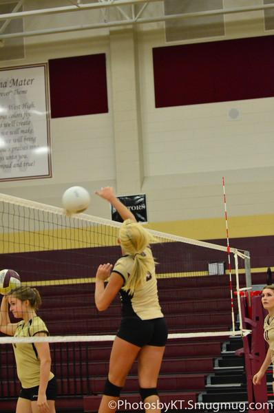 MW vs Northbrook Volleyball