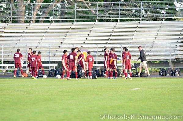 Magnolia West Varsity vs Montgomery Varsity Soccer