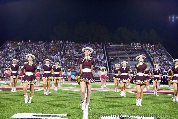 MW vs Magnolia Fillies - Stars Halftime