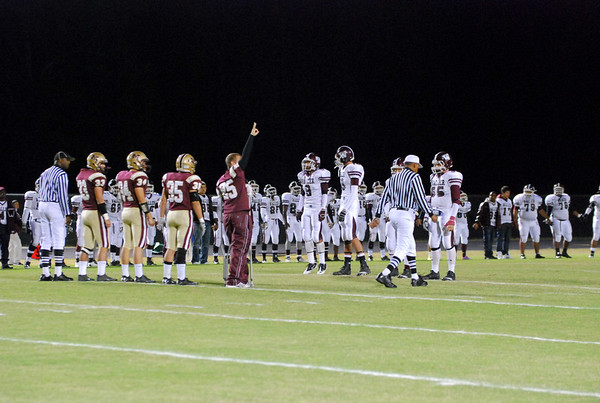 Magnolia West 110510 - Football