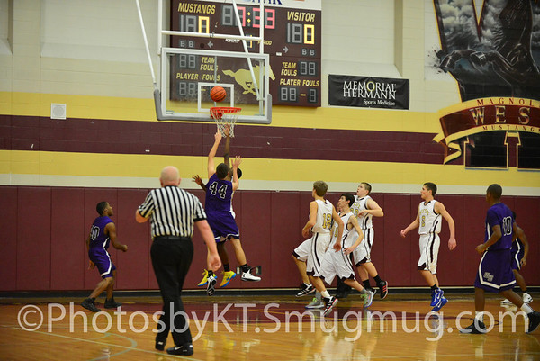 MW Freshmen vs Willis Basketball