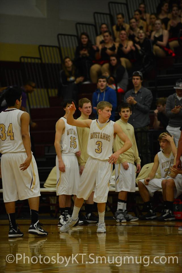 MW vs Huntsville Basketball