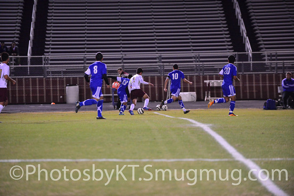MW vs New Caney Soccer