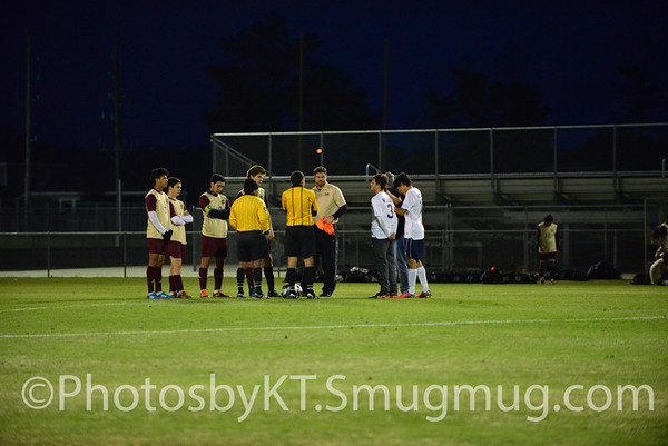 MW vs Tomball Memorial Soccer