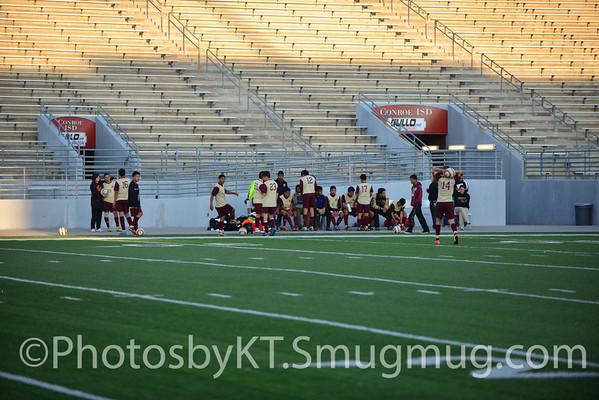 MW vs Willis 1st Round Soccer Playoffs