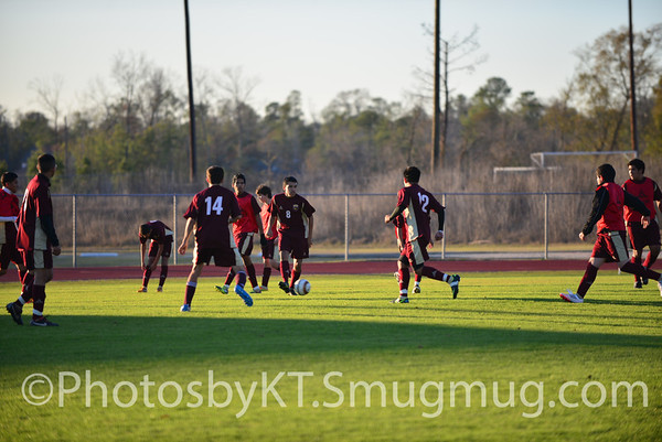 MWJV vs Kingwood Park Soccer