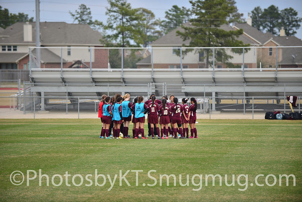 MWJV vs Tomball Memorial Girls Soccer
