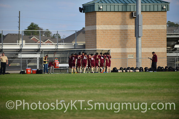 MWJV vs Tomball Memorial Soccer