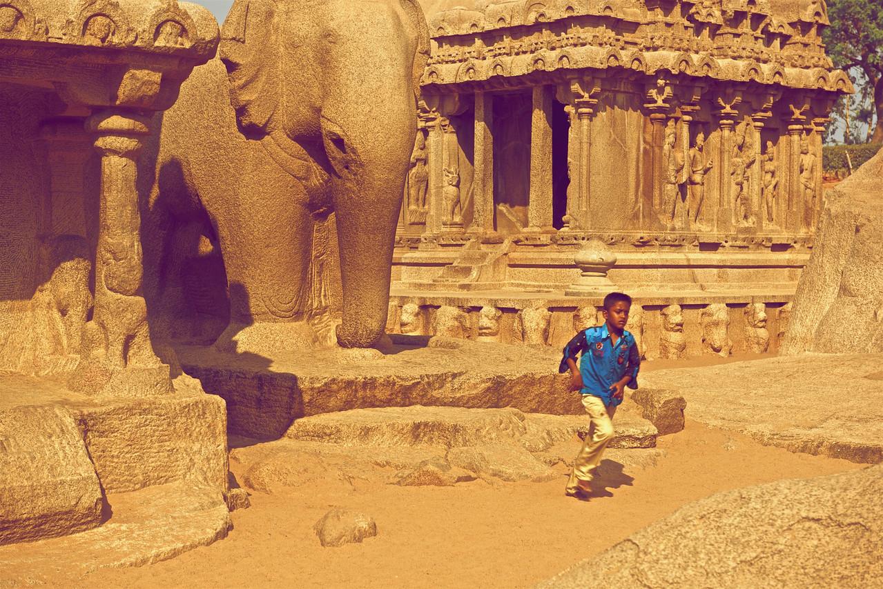 Mahabalipuram, TamilNadu, India