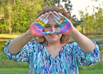Mahaela's Senior pictures