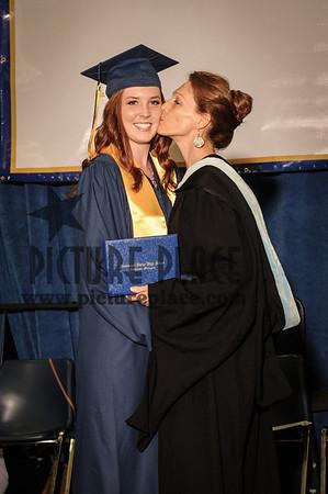 MHS 2014 Graduation Diplomas