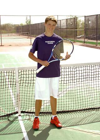 MHS Boys Tennis 2009-2010
