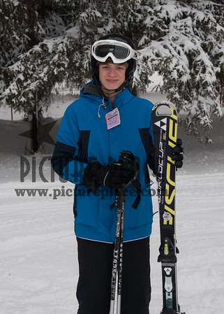 MHS Alpine Ski Team 2012-2013