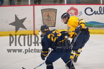MHS Boys Hockey Vs Totino Grace
