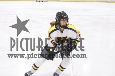 MHS Girls Hockey MHS Vs. South St. Paul 2012-13